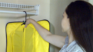 Hanging Garment Bag200X354